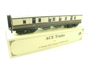 Ace Trains O Gauge GWR Full Brake Coach Boxed image 3