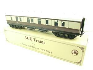 Ace Trains O Gauge GWR Full Brake Coach Boxed image 4