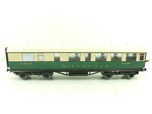 Ace Trains O Gauge LNER Gresley Tourist Coaches x2 Set 3 Rail Boxed image 5