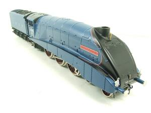 "Darstaed O Gauge A4 Pacific LNER Blue Loco & Tender ""Empire of India"" R/N 4490 Elec 3 Rail Bxd image 2"