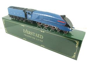"Darstaed O Gauge A4 Pacific LNER Blue Loco & Tender ""Empire of India"" R/N 4490 Elec 3 Rail Bxd image 4"