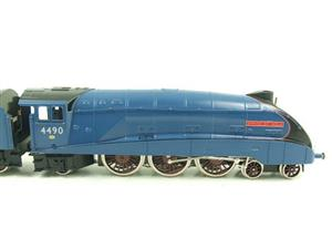 "Darstaed O Gauge A4 Pacific LNER Blue Loco & Tender ""Empire of India"" R/N 4490 Elec 3 Rail Bxd image 5"