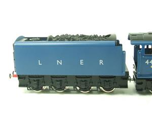 "Darstaed O Gauge A4 Pacific LNER Blue Loco & Tender ""Empire of India"" R/N 4490 Elec 3 Rail Bxd image 6"