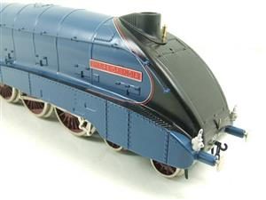 "Darstaed O Gauge A4 Pacific LNER Blue Loco & Tender ""Empire of India"" R/N 4490 Elec 3 Rail Bxd image 9"