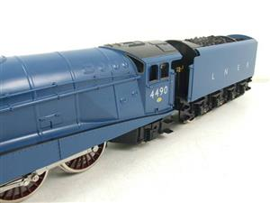 "Darstaed O Gauge A4 Pacific LNER Blue Loco & Tender ""Empire of India"" R/N 4490 Elec 3 Rail Bxd image 10"