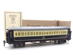 Paya Spain O Gauge Wagon Lits Sleeping Coach R/N 1388 Elec 3 Rail Boxed Interior Lit image 1