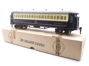 Paya Spain O Gauge Wagon Lits Sleeping Coach R/N 1388 Elec 3 Rail Boxed Interior Lit image 4