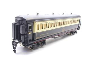 Paya Spain O Gauge Wagon Lits Sleeping Coach R/N 1388 Elec 3 Rail Boxed Interior Lit image 6