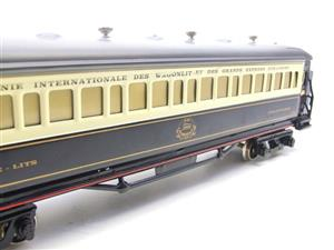 Paya Spain O Gauge Wagon Lits Sleeping Coach R/N 1388 Elec 3 Rail Boxed Interior Lit image 8