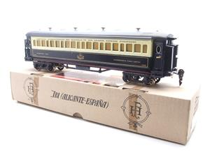 Paya Spain O Gauge Wagon Lits Sleeping Coach R/N 1388 Boxed Interior Lit image 4