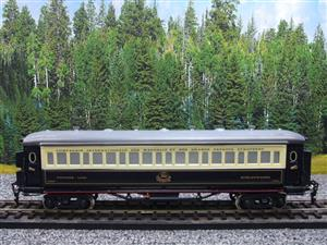 Paya Spain O Gauge Wagon Lits Sleeping Coach R/N 1388 Boxed Interior Lit image 5