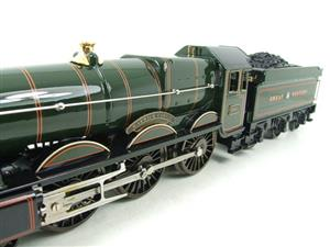 "Ace Trains O Gauge E7 GWR Castle Class ""Warwick Castle"" R/N 4081 Electric Boxed image 5"
