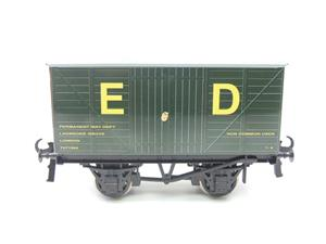 Ace Trains O Gauge E11/GS BR Class N2 Tank Loco R/N 69587 & Goods Set Boxed image 5