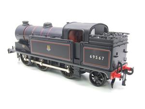 Ace Trains O Gauge E11/GS BR Class N2 Tank Loco R/N 69587 & Goods Set Boxed image 10