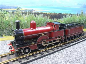 "Gauge 1, Aster, Seriel No.150/210, LMS ""Jumbo"" Novelty 2-4-0 Loco & Tender, R/N 5036 Live Steam. image 3"