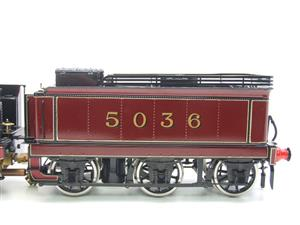 "Gauge 1, Aster, Seriel No.150/210, LMS ""Jumbo"" Novelty 2-4-0 Loco & Tender, R/N 5036 Live Steam. image 6"