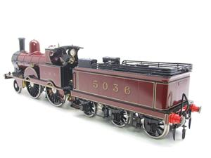 "Gauge 1, Aster, Seriel No.150/210, LMS ""Jumbo"" Novelty 2-4-0 Loco & Tender, R/N 5036 Live Steam. image 8"