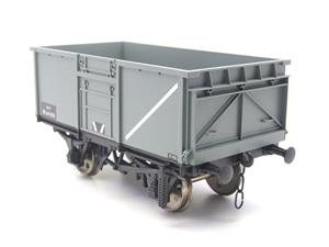 Gauge 1 Model Company RR101-3 BR Grey 16 Tons Mineral Wagon RN B61222 image 2