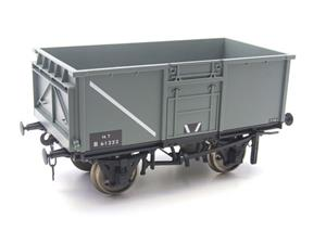 Gauge 1 Model Company RR101-3 BR Grey 16 Tons Mineral Wagon RN B61222 image 3
