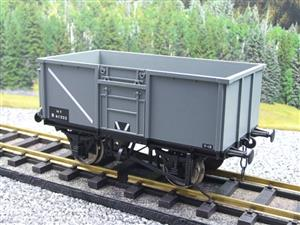 Gauge 1 Model Company RR101-3 BR Grey 16 Tons Mineral Wagon RN B61222 image 4