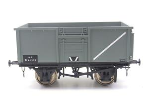 Gauge 1 Model Company RR101-3 BR Grey 16 Tons Mineral Wagon RN B61222 image 9