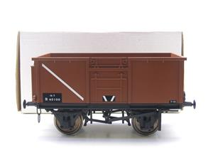 Gauge 1 Model Company RR101-3 BR Bauxite Brown 16 Tons Mineral Wagon RN 65100 image 1
