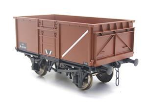 Gauge 1 Model Company RR101-3 BR Bauxite Brown 16 Tons Mineral Wagon RN 65100 image 4
