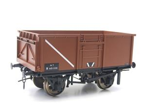 Gauge 1 Model Company RR101-3 BR Bauxite Brown 16 Tons Mineral Wagon RN 65100 image 6