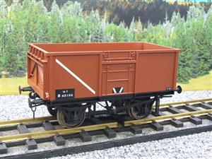 Gauge 1 Model Company RR101-3 BR Bauxite Brown 16 Tons Mineral Wagon RN 65100 image 10
