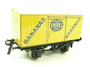 "Ace Trains O Gauge G2 Private Owner ""Fyffes Bananas"" Van Tinplate image 2"