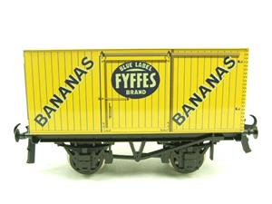 "Ace Trains O Gauge G2 Private Owner ""Fyffes Bananas"" Van Tinplate image 4"