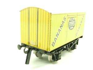 "Ace Trains O Gauge G2 Private Owner ""Fyffes Bananas"" Van Tinplate image 5"