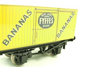 "Ace Trains O Gauge G2 Private Owner ""Fyffes Bananas"" Van Tinplate image 7"