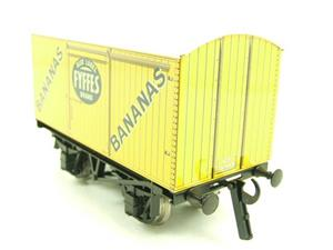 "Ace Trains O Gauge G2 Private Owner ""Fyffes Bananas"" Van Tinplate image 8"