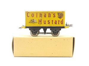 "Hornby Replica Taylor O Gauge Private Owned ""Colmans Mustard"" Van Tinplate Ltd Ed Boxed image 1"