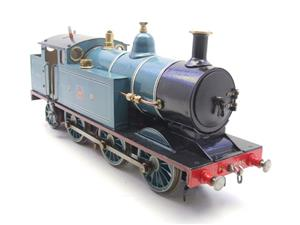 Gauge 1 Freelance CR Caledonian Railway 0-6-2 Tank Loco R/N 640 Spirit Fired Live Steam image 2