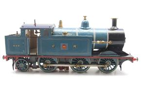 Gauge 1 Freelance CR Caledonian Railway 0-6-2 Tank Loco R/N 640 Spirit Fired Live Steam image 5