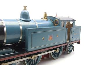 Gauge 1 Freelance CR Caledonian Railway 0-6-2 Tank Loco R/N 640 Spirit Fired Live Steam image 6