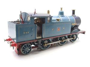 Gauge 1 Freelance CR Caledonian Railway 0-6-2 Tank Loco R/N 640 Spirit Fired Live Steam image 8