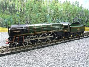 "Ace Trains O Gauge E27K BR Britannia Class ""Lighting"" R/N 70019 Post 56 Bxd image 7"
