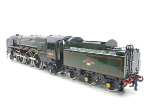 "Ace Trains O Gauge E27K BR Britannia Class ""Lighting"" R/N 70019 Post 56 Bxd image 10"