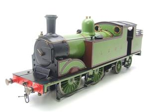 "Gauge 1 LSWR Green ""M7"" Class 0-4-4 Tank Loco R/N 59 Spirit Fired Live Steam image 2"