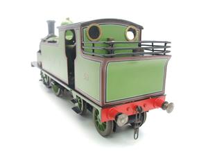 "Gauge 1 LSWR Green ""M7"" Class 0-4-4 Tank Loco R/N 59 Spirit Fired Live Steam image 5"