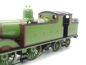 "Gauge 1 LSWR Green ""M7"" Class 0-4-4 Tank Loco R/N 59 Spirit Fired Live Steam image 6"