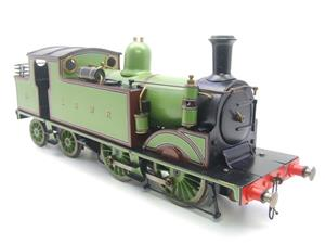 "Gauge 1 LSWR Green ""M7"" Class 0-4-4 Tank Loco R/N 59 Spirit Fired Live Steam image 10"