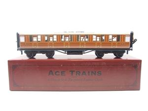 "Ace Trains O Gauge C4 LNER ""The Flying Scotsman"" All 1st Corridor Coach R/N 6461 Int Lit image 1"