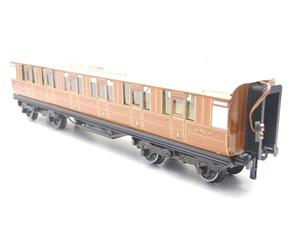 "Ace Trains O Gauge C4 LNER ""The Flying Scotsman"" All 1st Corridor Coach R/N 6461 Int Lit image 6"