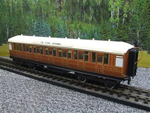 "Ace Trains O Gauge C4 LNER ""The Flying Scotsman"" All 3rd Corridor Coach R/N 64639 image 4"