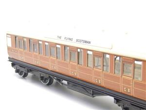 "Ace Trains O Gauge C4 LNER ""The Flying Scotsman"" All 3rd Corridor Coach R/N 64639 image 7"