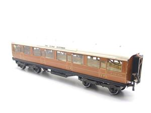 "Ace Trains O Gauge C4 LNER ""The Flying Scotsman"" All 3rd Corridor Coach R/N 64639 image 9"